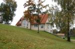 Blick auf das Haupthaus